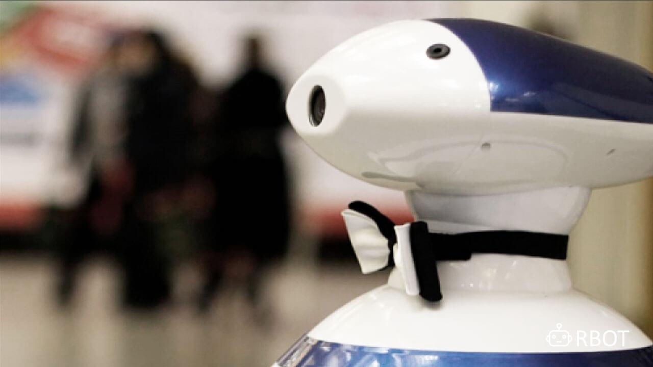 рекламного робота в Санкт-Петербурге становится всё более популярной