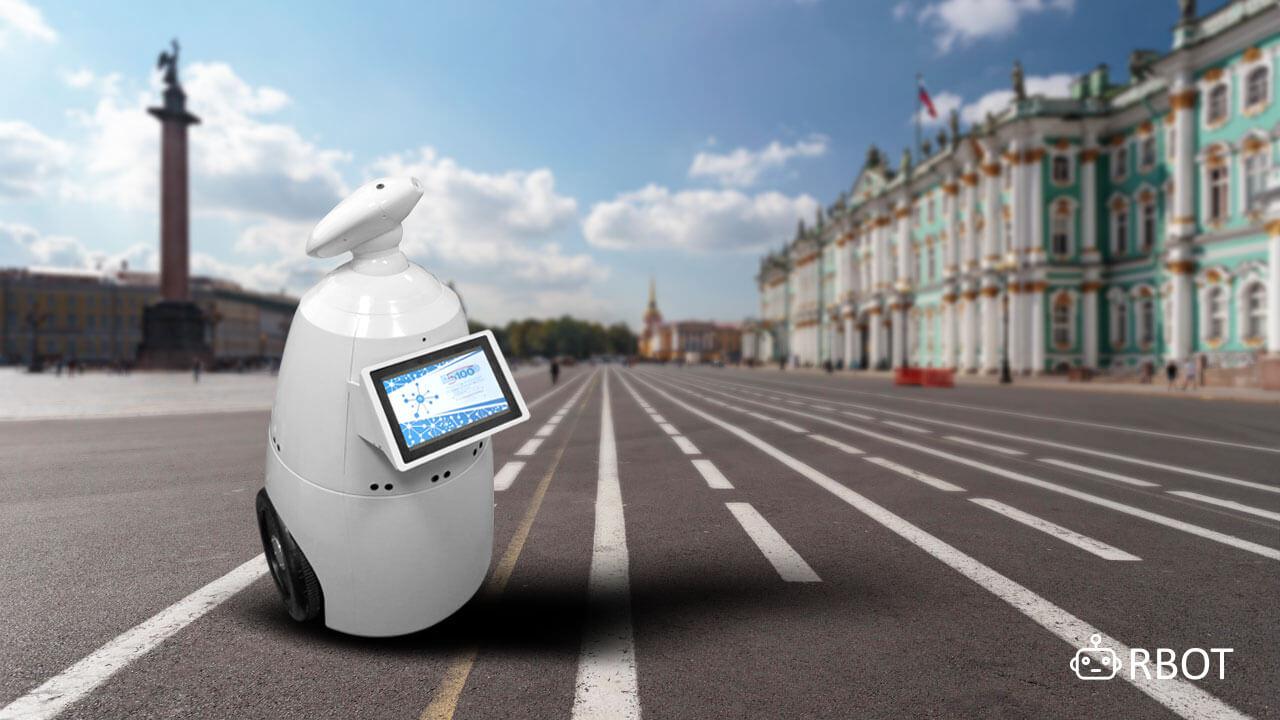 Роботы промоутеры в аренду в СПБ уже предлагаются